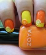 Latest Fruit Nail Art Designs 2014 for Summer Season 003
