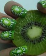 Latest Fruit Nail Art Designs 2014 for Summer Season 019