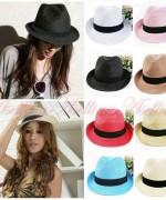 Latest Women Hat Styles For Summer Season  001