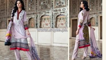 Mahnoor Eid Dresses 2014 For Women 12