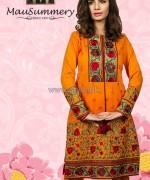 Mausummery Eid Dresses 2014 For Girls 1