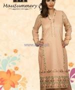 Mausummery Eid Dresses 2014 For Girls 3