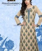 Mausummery Eid Dresses 2014 For Girls 4