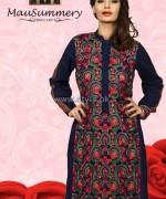 Mausummery Eid Dresses 2014 For Girls 6
