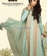 Mausummery Eid Dresses 2014 For Women 11