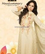 Mausummery Eid Dresses 2014 For Women 7