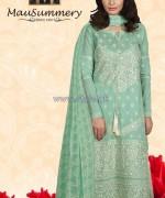 Mausummery Eid Dresses 2014 For Women 8