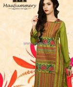 Mausummery Eid Dresses 2014 For Women 9