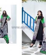 Monsoon Festivana Eid Dresses 2014 by Al-Zohaib Textiles 1