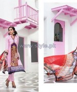 Monsoon Festivana Eid Dresses 2014 by Al-Zohaib Textiles 6