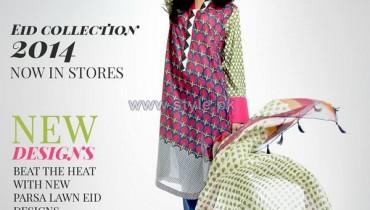 Nimsay Eid-Ul-Fitr Dresses 2014 For Women 10
