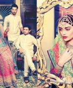 Nomi Ansari Bridal Collection 2014 In Stores 2