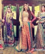 Nomi Ansari Bridal Collection 2014 In Stores 3