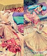 Nomi Ansari Bridal Collection 2014 In Stores 4