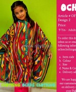 Ochre Clothing Eid Dresses 2014 For Girls 3