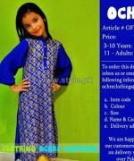 Ochre Clothing Eid Dresses 2014 For Kids 6