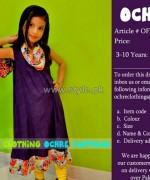 Ochre Clothing Eid Dresses 2014 For Kids 7