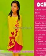 Ochre Clothing Eid Dresses 2014 For Kids 9