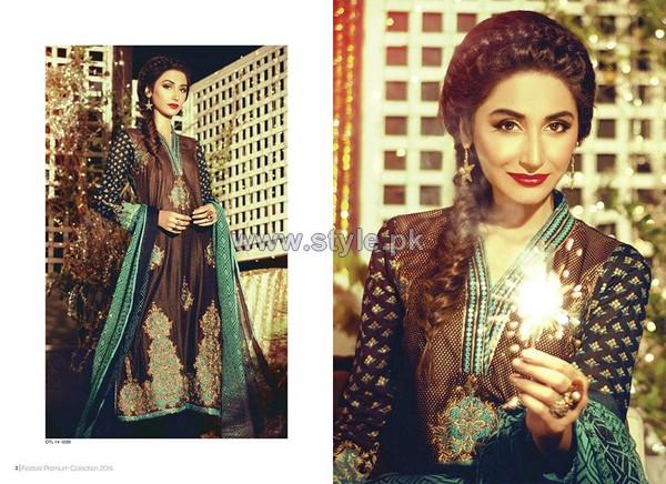 Orient Textiles Festival Eid Dresses 2014 For Women 8