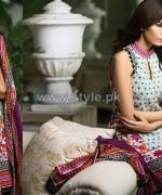 Sana Safinaz Eid Lawn Dresses 2014 For Girls 1