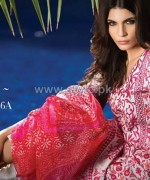 Sana Safinaz Eid Lawn Dresses 2014 For Girls 2