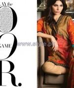 Sana Safinaz Eid Lawn Dresses 2014 For Girls 3