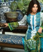 Sana Safinaz Eid Lawn Dresses 2014 For Women 7
