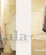 Sana Samia Embroidered Lawn Dresses 2014 In Stores 4
