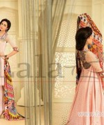 Sana Samia Embroidered Lawn Dresses 2014 With Price 6