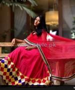 Sanober Azfar Eid Dresses 2014 For Girls 1