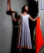 Sanober Azfar Eid Dresses 2014 For Girls 3