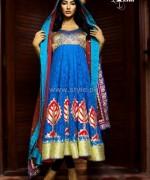 Sanober Azfar Eid Dresses 2014 For Girls 5