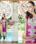 Shaista Cloth Eid Dresses 2014 For Girls 1