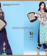 Shaista Cloth Eid Dresses 2014 For Girls 2