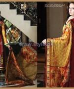 Shaista Cloth Eid Dresses 2014 For Girls 3
