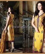 Shaista Cloth Eid Dresses 2014 For Girls 4