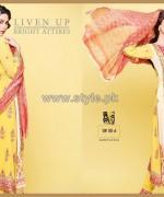 Shaista Cloth Eid Dresses 2014 For Girls 6