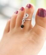 Toe Ring Designs 2014 For Women 0012