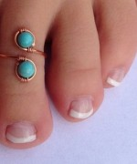 Toe Ring Designs 2014 For Women 003