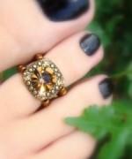 Toe Ring Designs 2014 For Women 005