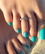 Toe Ring Designs 2014 For Women 006