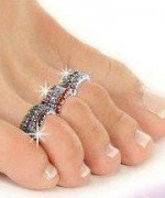 Toe Ring Designs 2014 For Women
