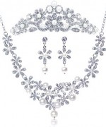 Trend Of White Gold Necklace For Women 003