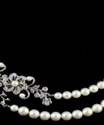 Trend Of White Gold Necklace For Women 007