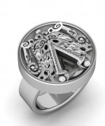 Trends Of Geeky Wedding Rings 2014 For Women 0011