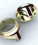 Trends Of Geeky Wedding Rings 2014 For Women 0012