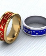 Trends Of Geeky Wedding Rings 2014 For Women 003