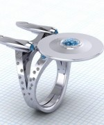 Trends Of Geeky Wedding Rings 2014 For Women 008