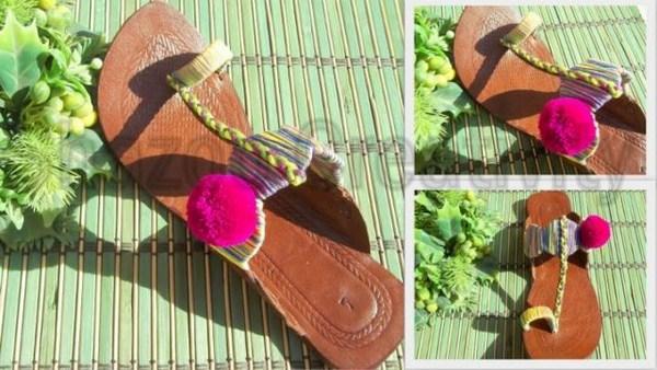 Trends Of Kohlapuri Shoes For Women 0014