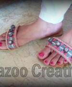 Trends Of Kohlapuri Shoes For Women 007